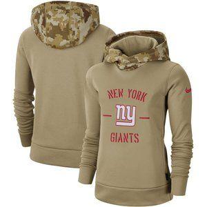 Women's New York Giants Pullover Hoodie